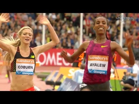 Coburn gets American Record, Ayalew gets wins - Universal Sports