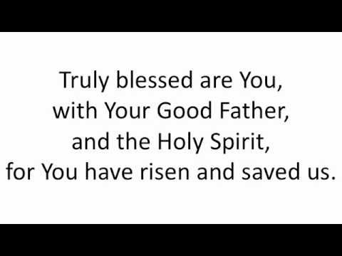 Truly Blessed Are You (Ekezmaroot) - English