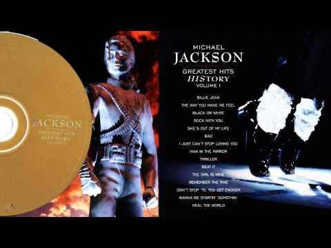 09 Thriller - Michael Jackson - HIStory: Past, Present and Future, Book I [HD]
