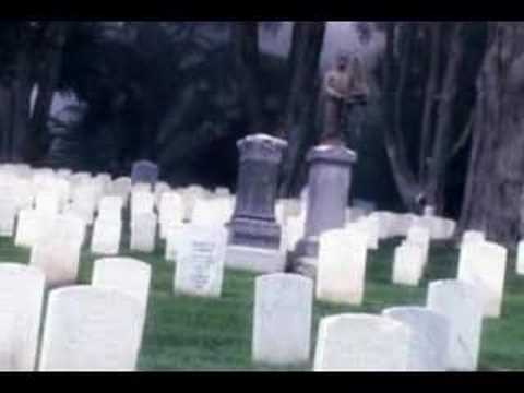 Must See Ghost Sighting, Real Ghost Caught In Cemetery