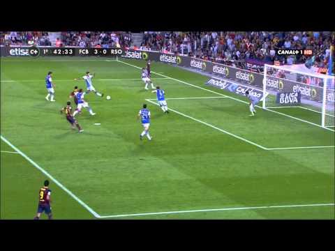 Claudio Bravo Vs FC Barcelona