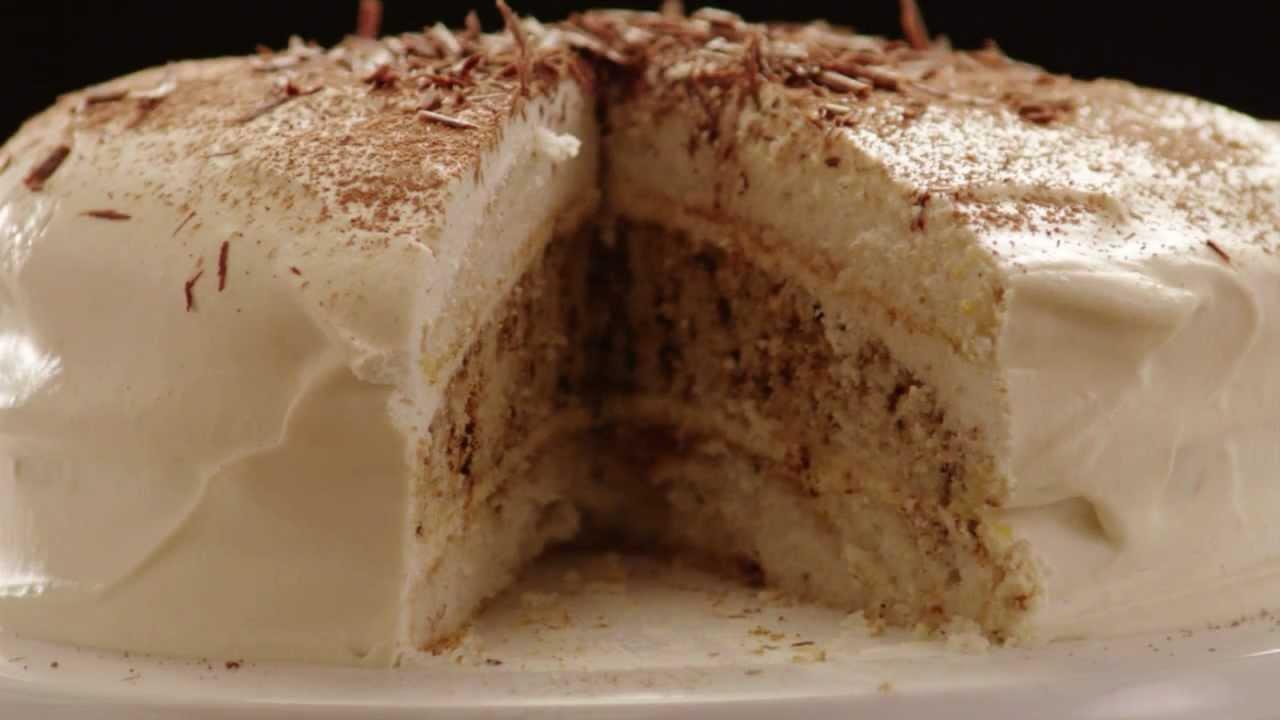 How to Make Tiramisu Cake - YouTube