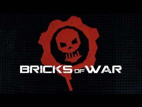 Вселенная Gear of War в Lego.