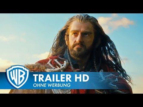 DER HOBBIT: SMAUGS EINÖDE - offizieller Trailer F3 (Deutsch)
