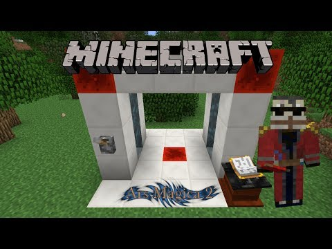 Minecraft Ars Magica 2 Let's Play Episode 30 ~ Time to Enchant