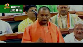 Lok Sabha: UP CM Yogi satires on Rahul Gandhi & Akhile..