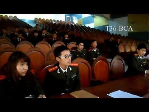 Giới thiệu - Cuộc thi tìm kiếm tài năng trẻ T36 - 2012