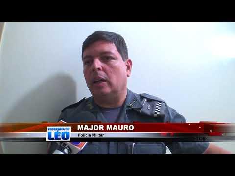 10/04/2018 - Procurado pela justiça morre em troca de tiros com a Polícia Militar em Barretos