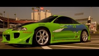 The Fast And The Furious [2001] Best Movie Scenes HD