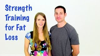 Strength Training For Weight Loss How Strength Training