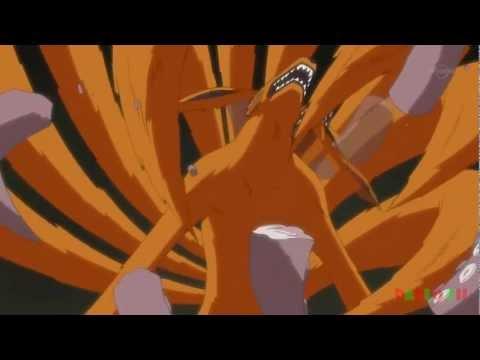 Naruto VS Kyubi AMV Linkin Park - Breaking The Habit