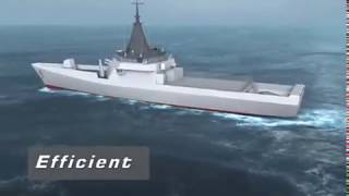 DCNS Innovative Gowind OPV Named L'Adroit [480p]