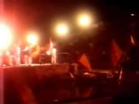 Festival de Folklore Mondial 1991 Martigues France (Opening Ceremony) - KABUMI
