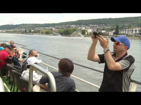 The Rhine Valley with Tourists from New Zealand | Discover Germany