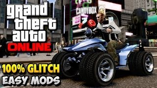 GTA 5 Glitches - Mod Any Car Online EASY GLITCH - Free Modded Cars In GTA V Online ! (GTA 5 Glitch)