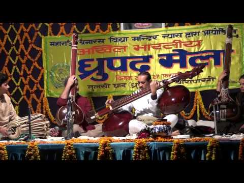 Ustad Bahauddin Dagar - Rudra Veena Raga Abogi
