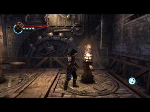 Prince of Persia: The Forgotten Sands (XBOX 360/PS3/PC) Walkthrough - Part 9 [HD]
