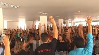 Servidores decidem paralisar as atividades se decreto não for revogado -