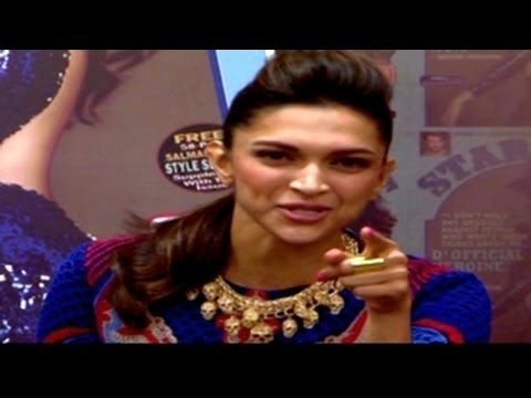 Deepika Padukone speaks about Ranveer Singh: SHOCKING INTERVIEW