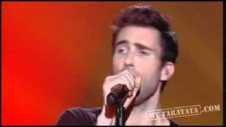 Maroon 5 Let's Stay Together (Al Green Cover) Live On