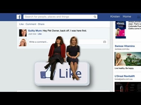 FACEBOOK FRIENDS | The Checkout | ABC1