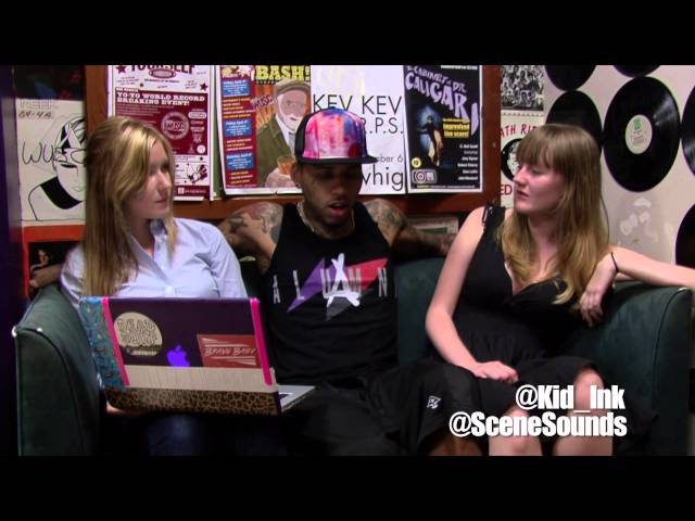 Interview with Kid Ink | WUSC 90.5 FM (Scene Sounds)