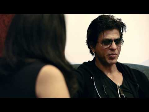#MHmoments with Shah Rukh Khan