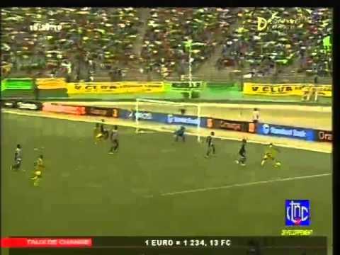 Les deux grands clubs congolais V.Club et Mazembe parvenus en quarts de finale de la Ligue des ...