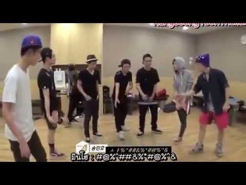 [THAISUB] TEAM A & B PLAYING  CHICKEN FIGHT