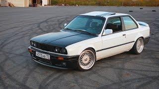 BMW E30 с мотором от М3 E36! Дрифт монстр моей мечты..! Жорик Ревазов.
