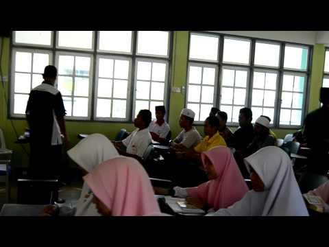 Kursus Murattal Dan Tarannum Nahwand- Part 2