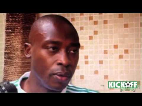 Shola Ameobi on the Ethiopia game