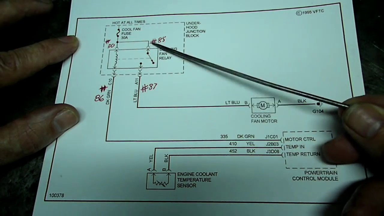 How To Follow Wiring Diagrams - YouTube