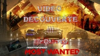 Wii U : Vidéo Test Need For Speed Most Wanted