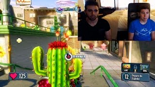 EL SNIPER!! PLANTAS VS ZOMBIES: GARDEN WARFARE C