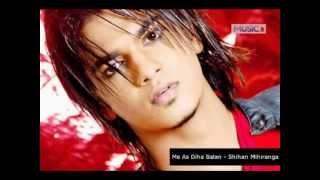 Me As Diha Balan   Shihan Mihiranga