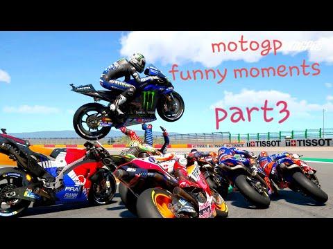 MotoGP19 funny moments part3