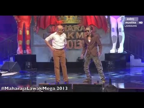 Maharaja Lawak Mega 2013 - Sorotan Minggu 1
