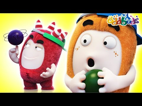 Oddbods | AMUSING ARCADE | Funny Cartoons For Children