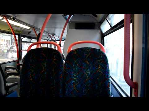 Схема мест в автобусе на 50