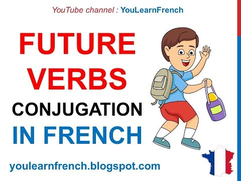 Simple future franzosisch