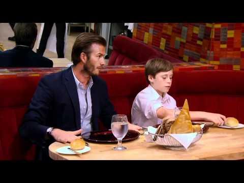David Beckham Hell S Kitchen S10e11 Youtube