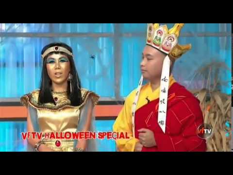 Paris By Night Halloween Fashion Show - Special Edition 2014 (FULL)