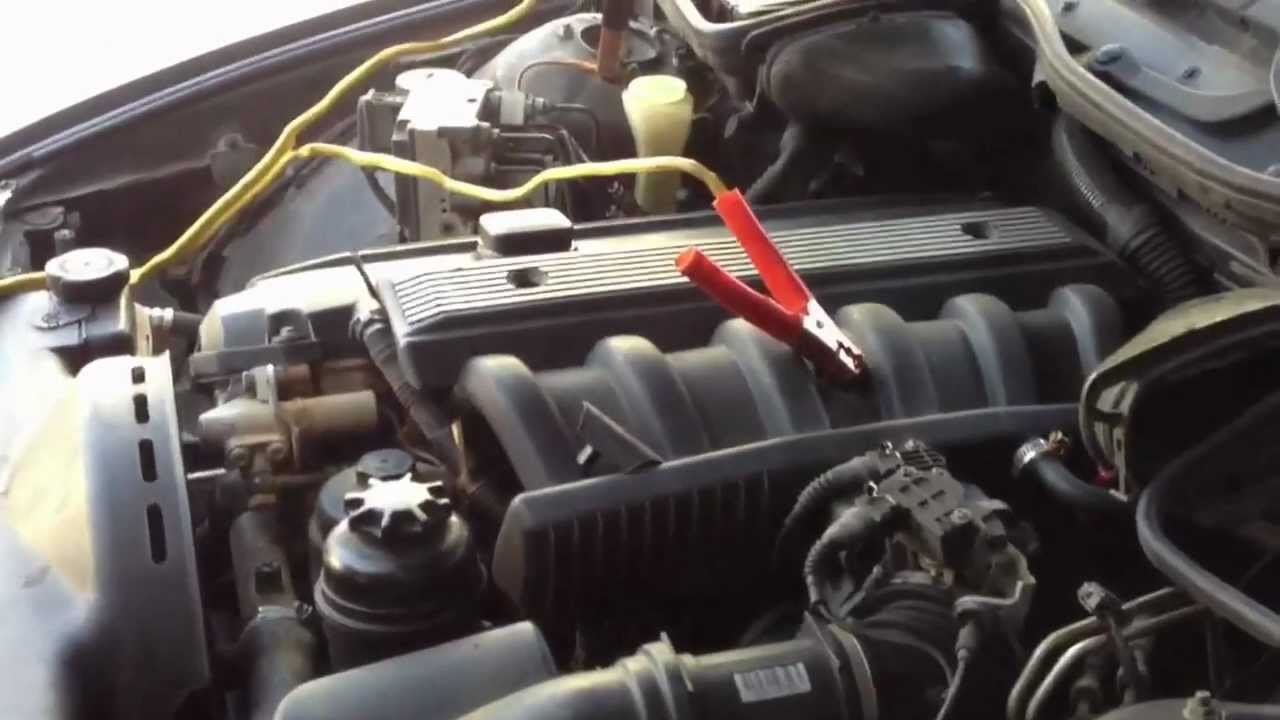 how to change battery for bmw535 xi 2011
