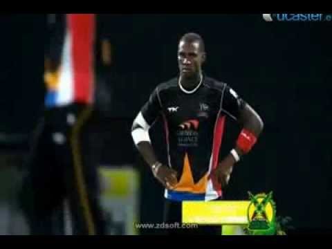 Mohammad Hafeez 50 run in cpl t20 2013 full highlights