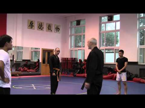 Hapkido Police training at Beijing Sports Universtiy9 of 18