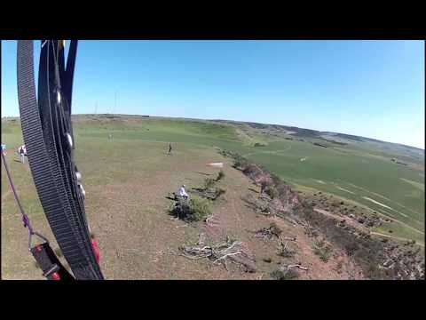 Paragliding in Western Australia