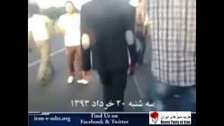 قیام زیست محیطی در تبریز: روحانی وعده هایت چه شد؟
