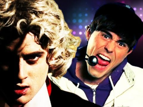 Justin Bieber vs Beethoven -Epic Rap Battles of History #6,