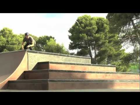 Kat Williams - lan Skateboards